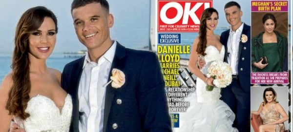 Danielle Lloyd's Dream Wedding