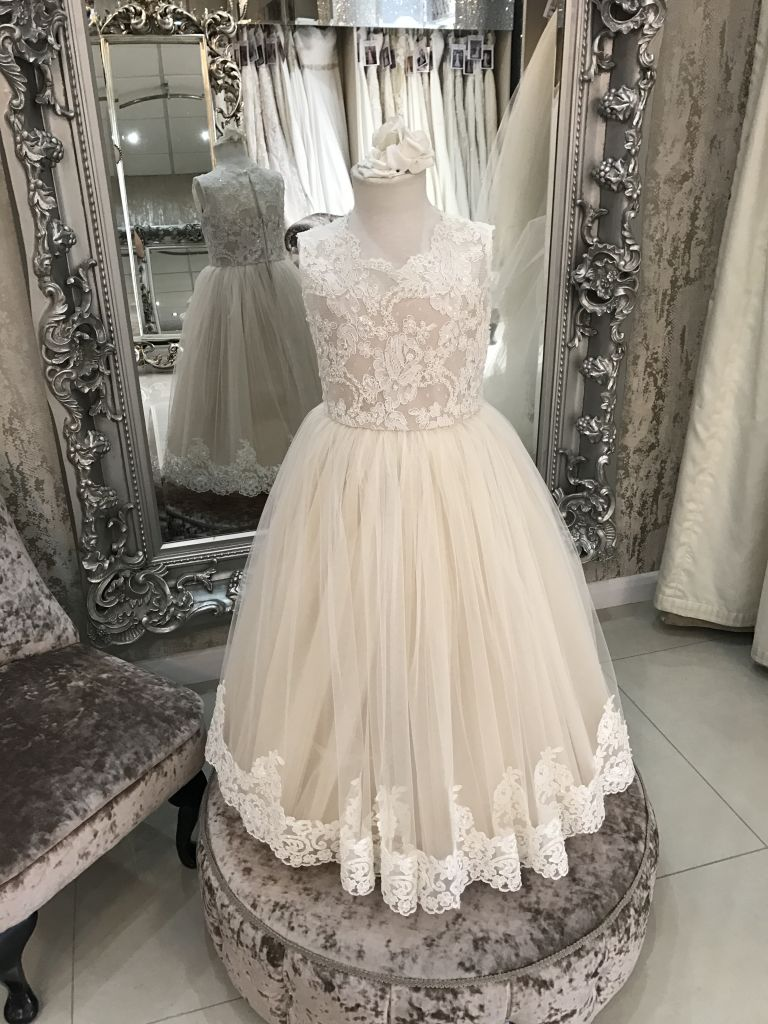 Flower Girls Style Anastasia Dress | MiAmor Bridal | Bridal Shop in ...