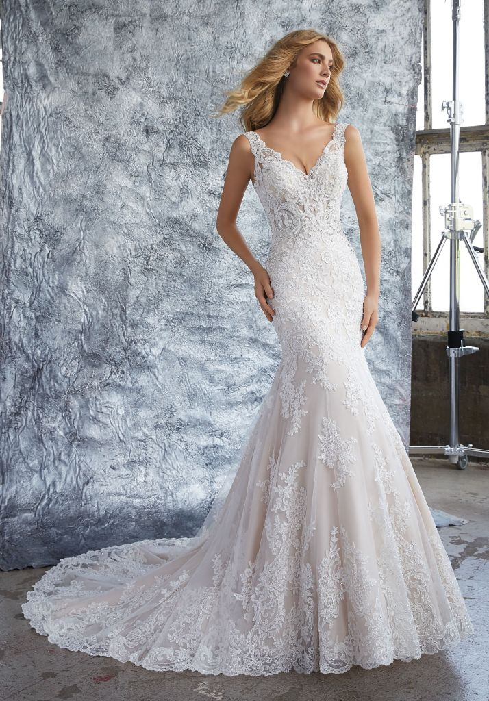 Mori Lee Style 8212 Kristina Wedding Dress | MiAmor Bridal | Bridal ...