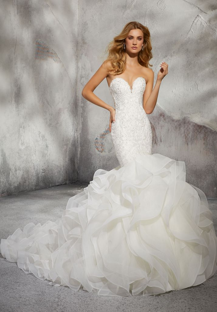 Mori Lee Dress Style 8282 Leona 0