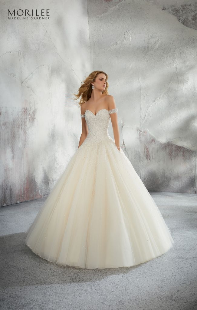 Morilee Wedding Dresses.Mori Lee Style 8291