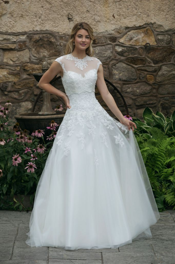 Sincerity Style 44050 Wedding Dress Dress | MiAmor Bridal | Bridal ...