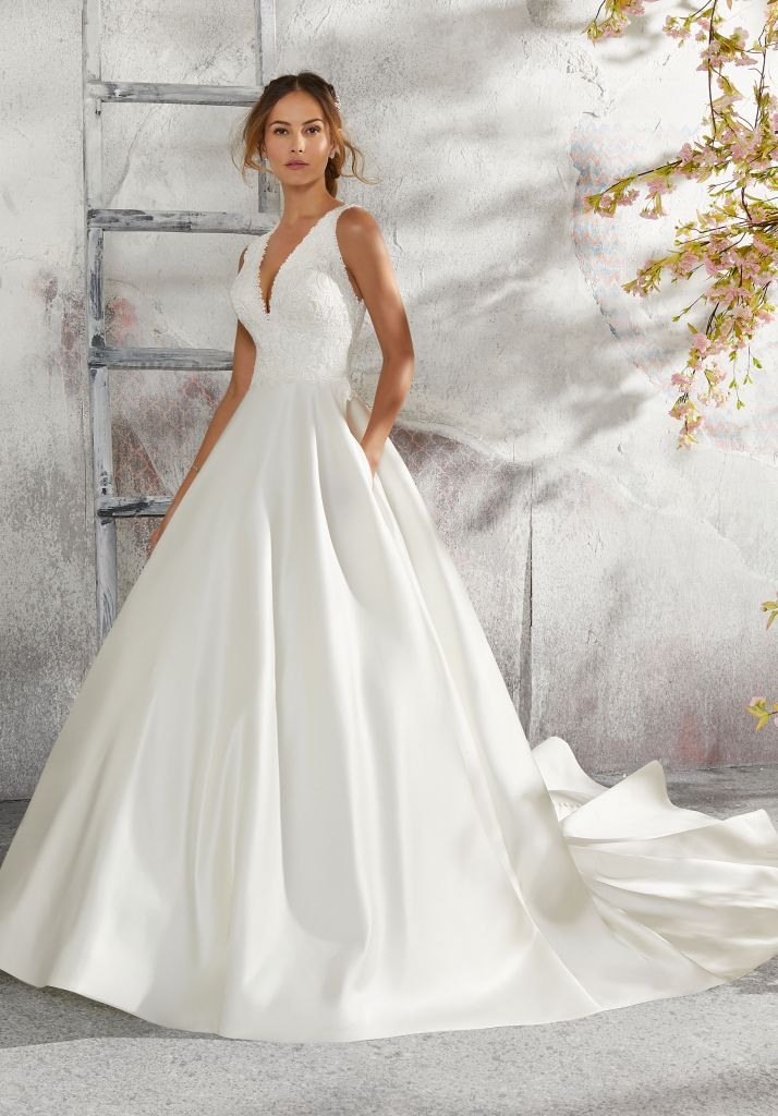 Mori Lee Dress Style 5684 'LAURIE' 0