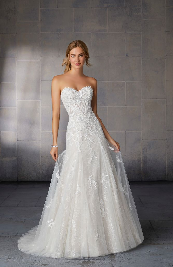 Mori Lee  Dress Style 2122 'SHELLY' 1