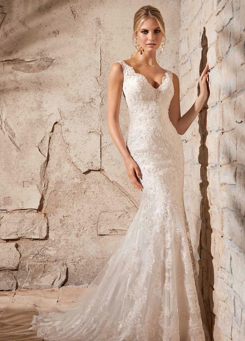 Mori Lee Style 2708 Wedding Dress Dress Miamor Bridal Bridal