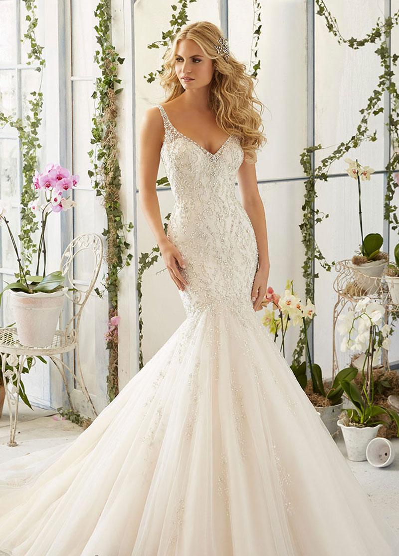 Mori Lee Style 2823 Wedding Dress Dress Miamor Bridal Bridal
