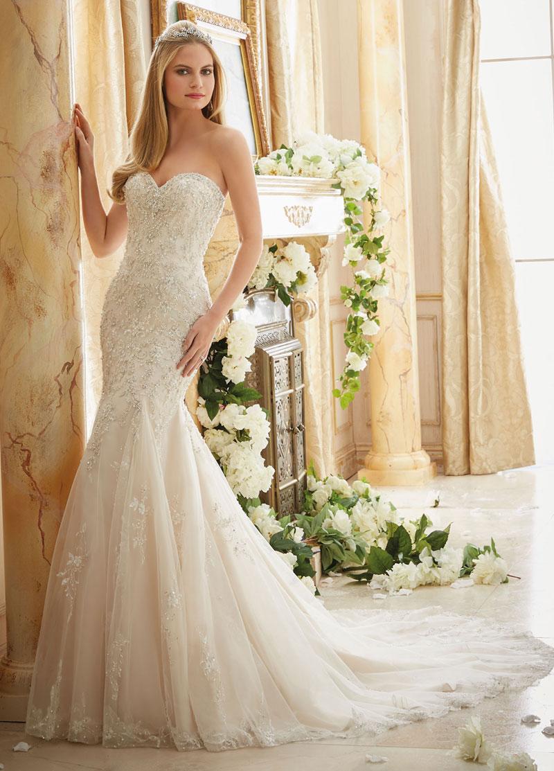 Mori Lee Style 2886 Wedding Dress Miamor Bridal Bridal Shop In